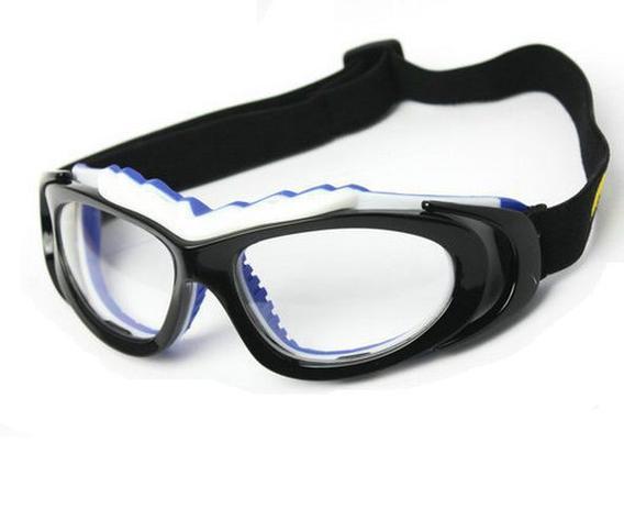 cba3aeee4 Óculos Lucky Para Pratica De Futebol Basquete Azul - Lei li imports ...