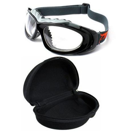 14fc675bb Óculos Lucky Para Pratica De Futebol Basquete Preto + Case - Lei li imports