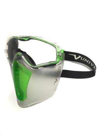 5f2e331bf Oculos Mascara Univet 6X3F Ideal ESPORTIVO Paintball AVENTURAS BALISTICO  ESPORTE DE TIROS