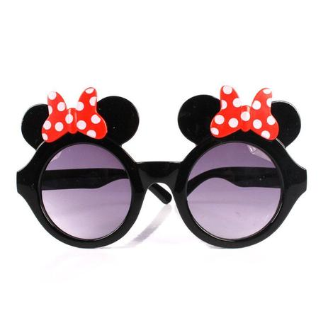 Óculos Minnie Luxo Com Lente Escura Degradê - Aluá festas - Óculos ... 3e879d9d16