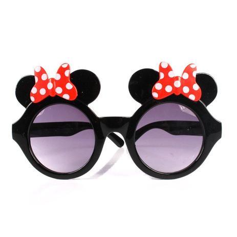 Óculos Minnie Luxo Com Lente Escura Degradê - Aluá festas - Óculos ... 89cec569f7