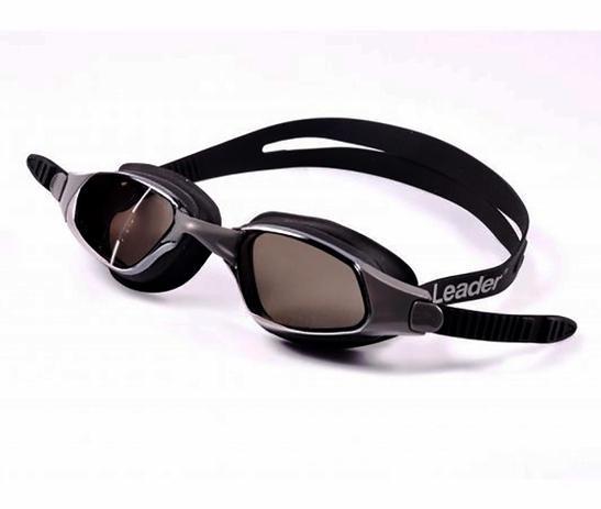 Óculos Natação Eclipse Preto Leader - Óculos de Natação - Magazine Luiza a69497733f