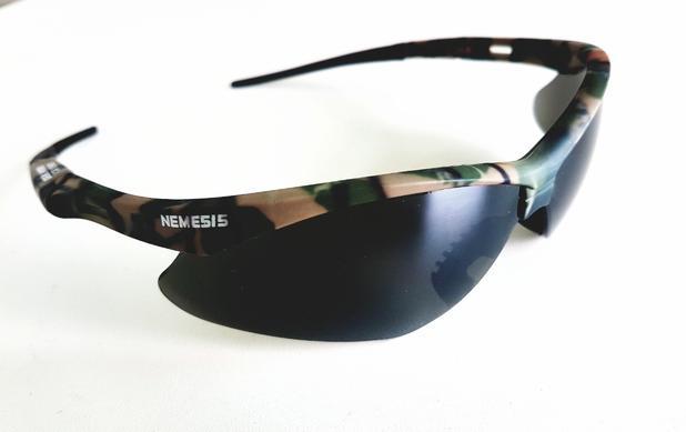 75bf05242c86a Óculos Nemesis Jackson Armação Camufl. Lente Fumê Uv - Ideal work ...