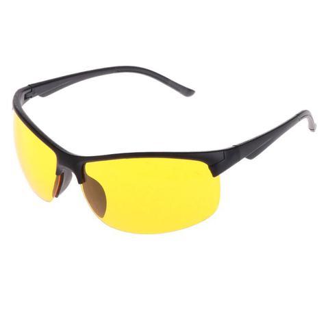 a2a0b4a2d Óculos para Dirigir à Noite Lentes Amarelas Night Drive - Vinkin ...