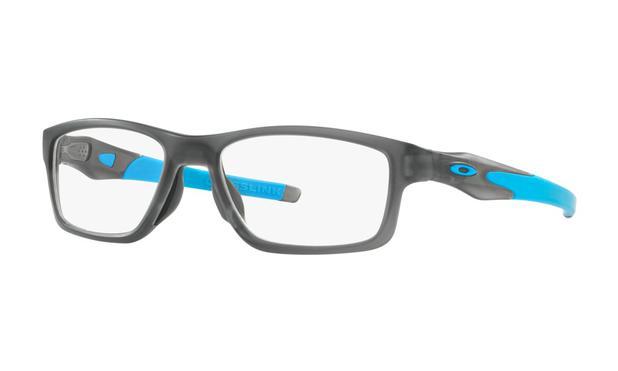 77d7056f60bac Óculos Para Grau Oakley Crosslink MNP Grey OX8090 - Óptica ...