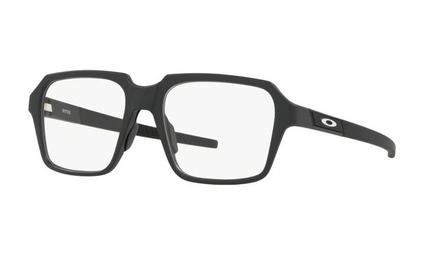229f74862 Óculos Para Grau Oakley Miter Satin Black   Menor preço com cupom