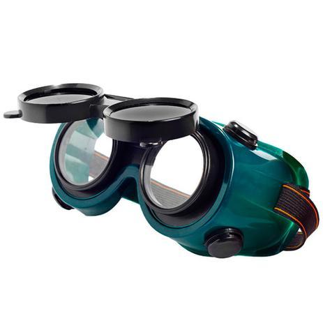 423ead25e392a Óculos para solda tipo maçariqueiro - Delta plus - Óculos de ...