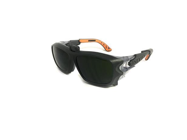 fd13017e127dc Oculos Proteção Compativel Com Grau + Clipon Ir E Soldador 5X9L - Univet