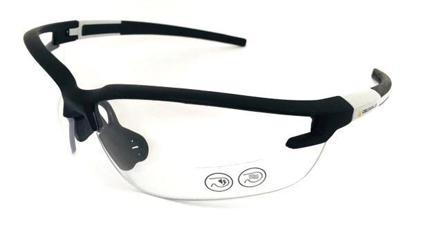93eeda6b7 Óculos PROTEÇÃO ESPORTIVO DELTAPLUS FUJI INCOLOR Anti-risco BALÍSTICO  ESPORTES DE AVENTURA USO NOTURNO CICLISMO ES