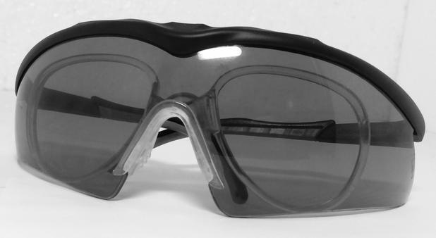 02faed45ef2bb Óculos Proteção Msa Gull + Clip Interno P Lentes De Grau Antiembaçante  Esportivo c.a 18067
