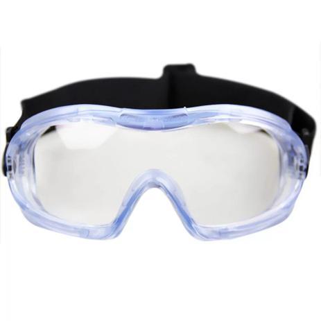 8c5f06f3a7c88 Óculos Segurança Ampla Visão Incolor Mini Carbografite - Óculos de ...