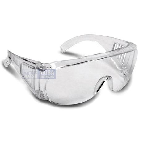 Imagem de Óculos Segurança Epi 3m Vision 2000 Anti Riscos Incolor Ca