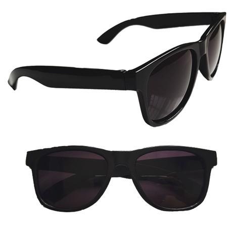 c28a63067 Menor preço em Óculos Sol Adulto Universitário Unissex Com Proteção Uv400 -  Preto - Joli monde