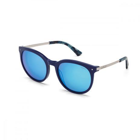 Oculos Sol Colcci C0013 Azul Brilho E Marmorizado Azul Brilho L Revo Azul  Ice fd61d9a3e5