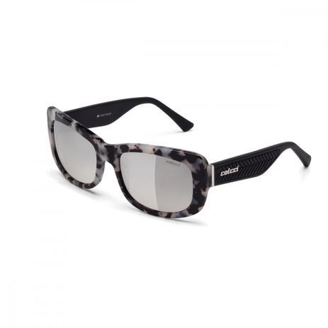 Oculos Sol Colcci C0017 Demi Preto E Branco Br E Preto Fosco L Ci ... b11fb37837