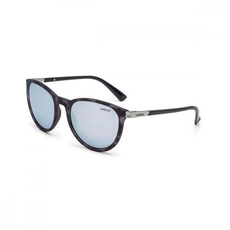 Oculos Sol Colcci Donna Demi Fume Fosco C Preto Brilho L Cinza F ... 58a2435c5e