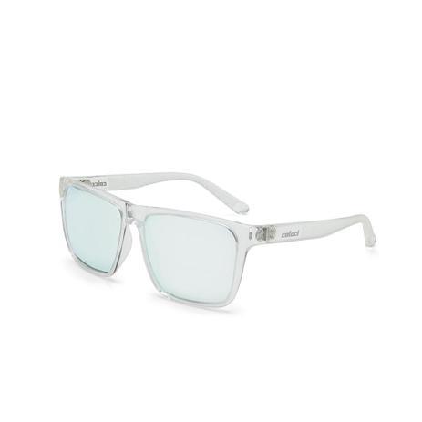 464b87fe4babd Oculos Sol Colcci Paul Transparente Brilho L Cinza Fl Prata Multi ...