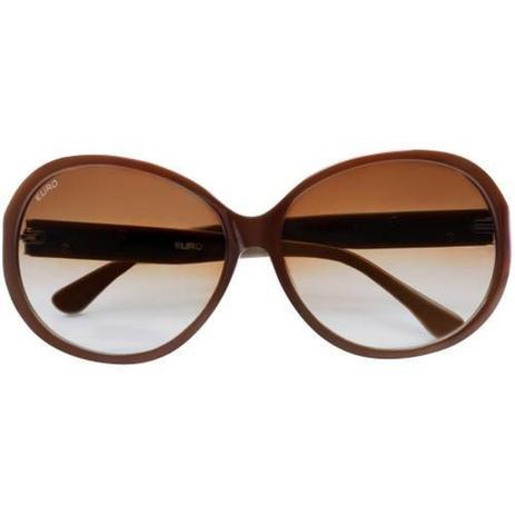 Oculos Sol Euro Genova Marrom Oc008eu 2m Feminino - Acessórios de ... 6aab89e4e2