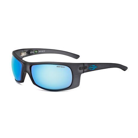 Oculos Sol Mormaii Acqua Fume Fosco L Cinza Fl Azul - Óculos de Sol ... 048cd53568