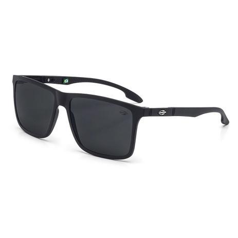 4538b069f2c31 Óculos sol mormaii kona preto fosco lente cinza preto - Óculos de ...