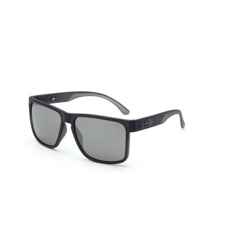 Oculos Sol Mormaii Monterey Fume Escuro Transparente Fosco L Cinza ... 02a6b18a8a