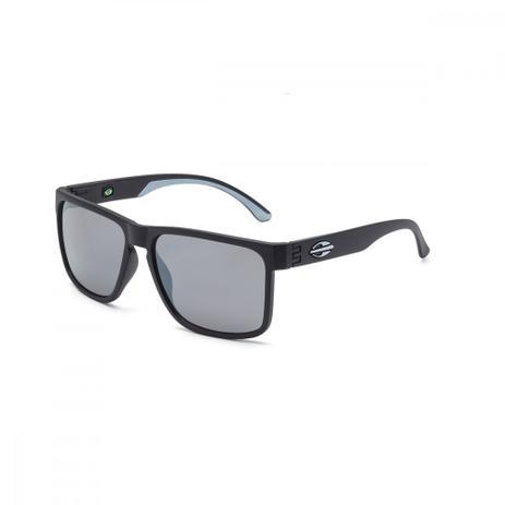 Oculos Sol Mormaii Monterey Preto Fosco Com Detalhe Branco Fosco ... b20a5a7258