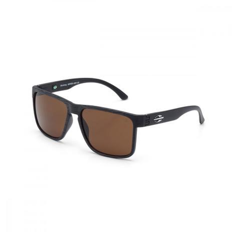 Oculos Sol Mormaii Monterey Preto Fosco Escovado L Marrom - Óculos ... 977cec1c23