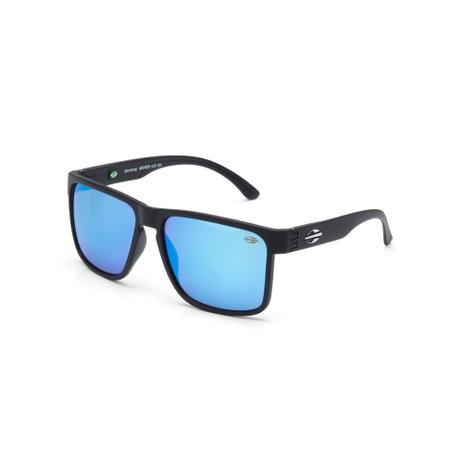 5907590c934f2 Oculos Sol Mormaii Monterey Preto Fosco L. Revo Azul Ice - Óculos de ...