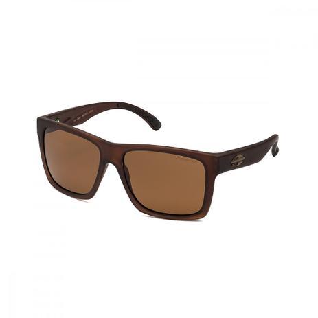 Oculos Sol Mormaii San Diego Marrom Translucido Fosco L Marrom Po ... 408be1c49b