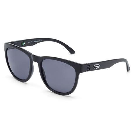 44c24c6dc31f0 Óculos Sol Mormaii Santa Cruz M0030A0203 Preto Brilho - Óculos de ...