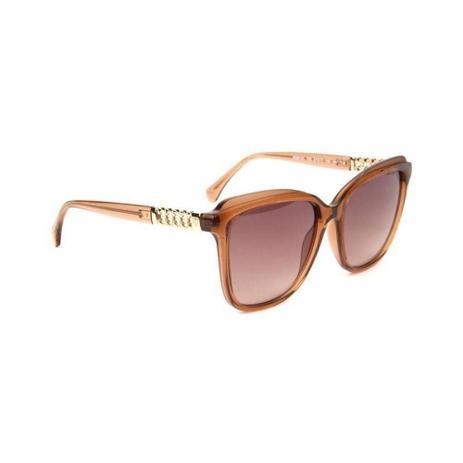 9370f34a6 Óculos Solar Bulget Modelo BG9112I T02 Rose Translúcido Medidas 57-17-140