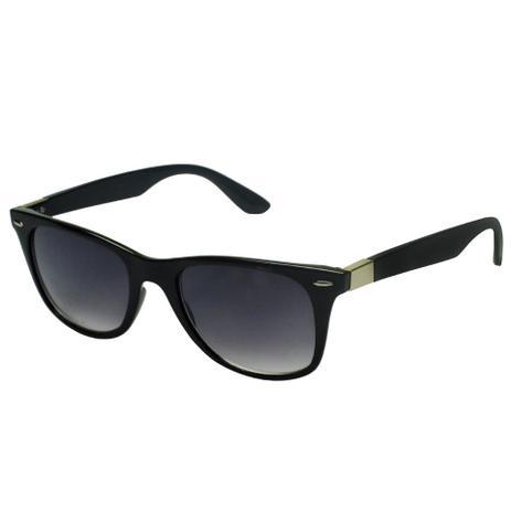 Óculos Solar Feminino Quadrado Preto Isabela Dias 208 - Óculos de ... 61a681da4f