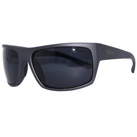 bee683b8c Óculos Solar Masculino Fox Modelo FOX009 - C3 Cinza Lente Polarizado  Medidas 61-18-128