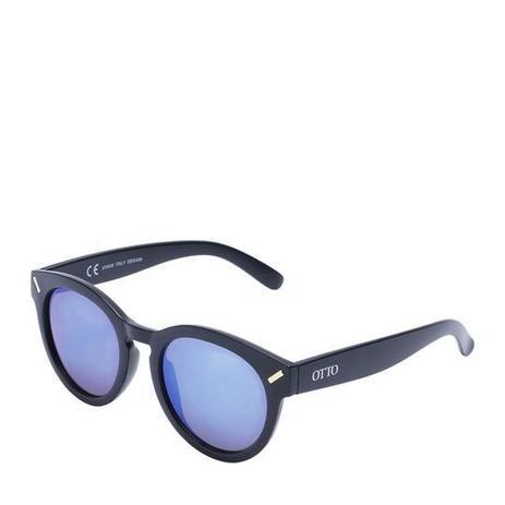 Óculos Solar Otto Preto Foscodourado com lente azul YD1460C3 - Prorider a0f91465b5