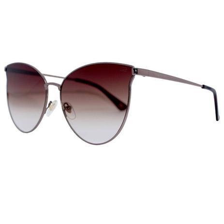 42bbe23e9 Óculos Solar Sabrina Sato Modelo SS6010 C3 Metal Vermelho Medidas 62-15-143