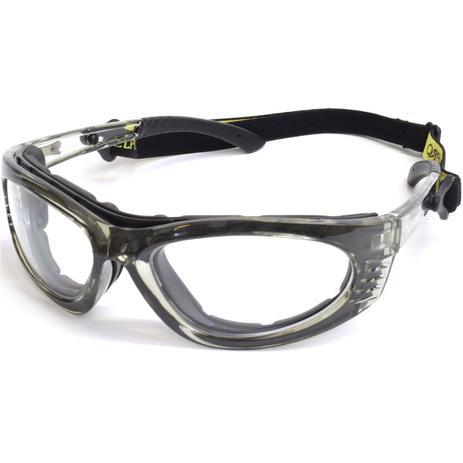 593e17087 Oculos Turbine Incolor Basketball Ciclismo Basquete Proteção - Vicsa ...