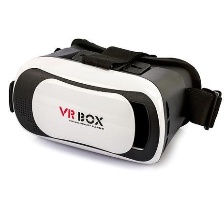 b9d0a639f7091 Óculos VR Box 2.0 com Controle Bluetooth