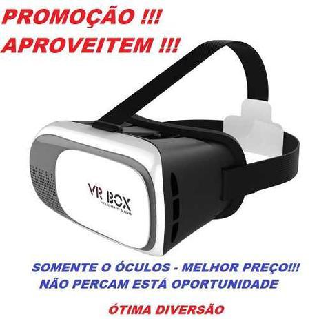 Óculos Vr Box Realidade Virtual 3d Android - Sem Controle - Sfs - VR ... 1aa8e32337