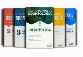 Imagem de Odontologia Para Concursos E Residências Volumes 1 2 3 4 5