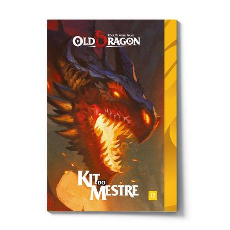 Imagem de Old Dragon Kit do Mestre - RPG - Redbox