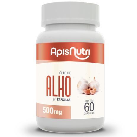 fc0cea0d1 Óleo de alho Apisnutri 60 cápsulas - Óleo de Alho - Magazine Luiza
