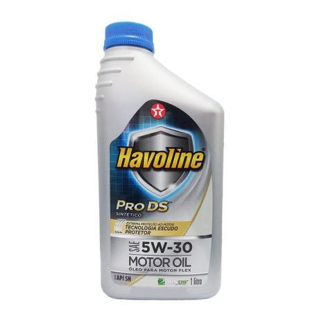 Imagem de Óleo De Motor 5w30  Havoline ProDs 5w30 Api Sn Sintético 1L