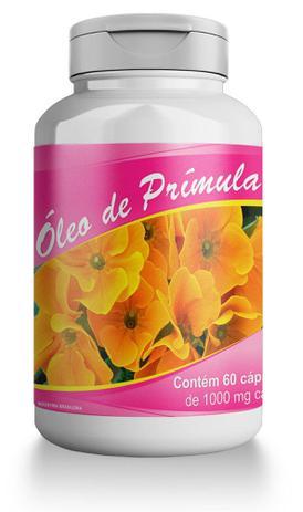 Imagem de Óleo de Primula 60 Caps 1000 mg - PROMEL