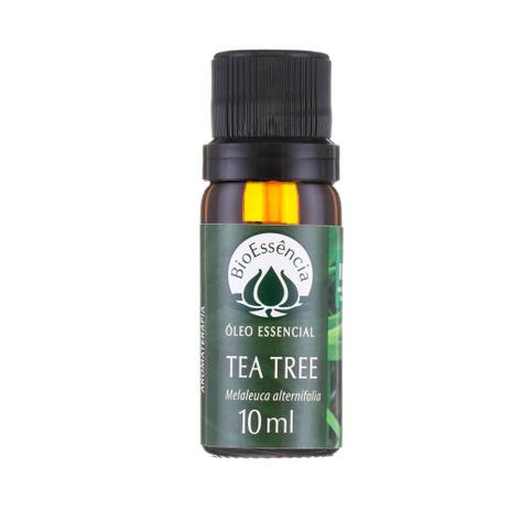 d7c83d985 Óleo Essencial Natural de Tea Tree Melaleuca 10ml BioEssência ...