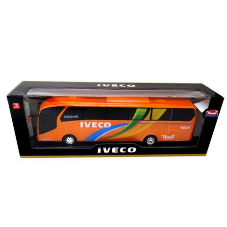 a88078c4434 Onibus Iveco 270 - Usual Plastic - Caminhões