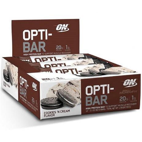 Imagem de Opti Bar Un 60g - Optimum Nutrition
