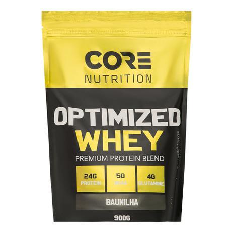 Imagem de Optimized Whey 900g - Core Nutrition