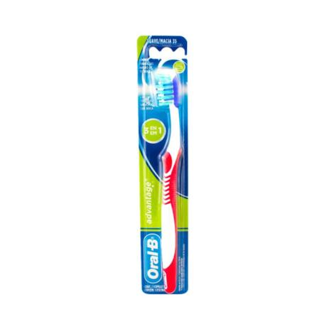 3367d1d20 Oral B Advantage 3D White 35 Escova Dental - Higiene Bucal ...