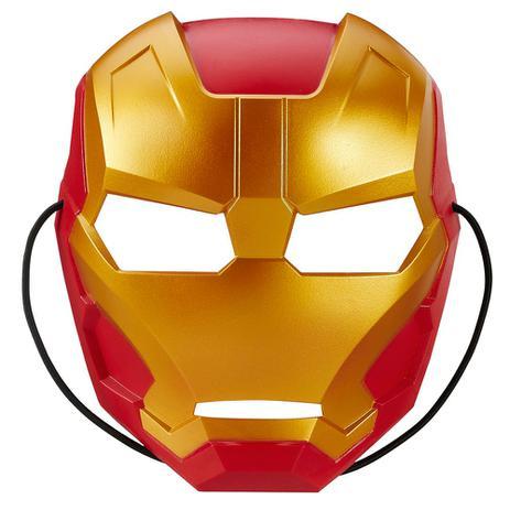 36b7d8f35b1 Os Vingadores Máscara Homem de Ferro - Hasbro - Avengers - Máscara ...