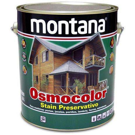 Imagem de Osmocolor Stain Canela Montana 3,6 Litros